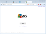 noisy AGV Secure Search